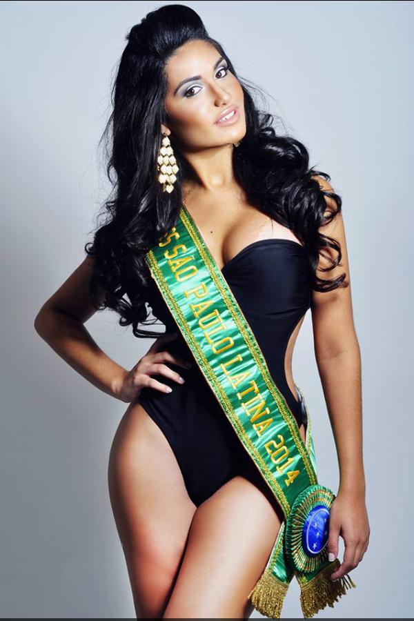 Miss São Paulo Latina 2014