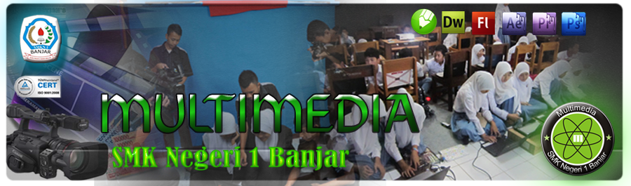 Multimedia SMK Negeri 1 Banjar