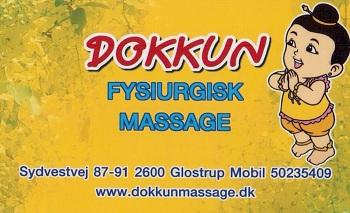 massage med happy dokkun massage glostrup