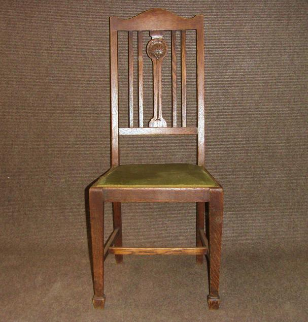 Charliequins Things For Sale Arts And Crafts Furniture 4 Dining Chairs