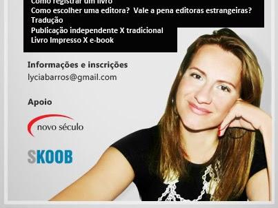 Curso de escrita on-line da Lycia Barros: Fábrica de Autores