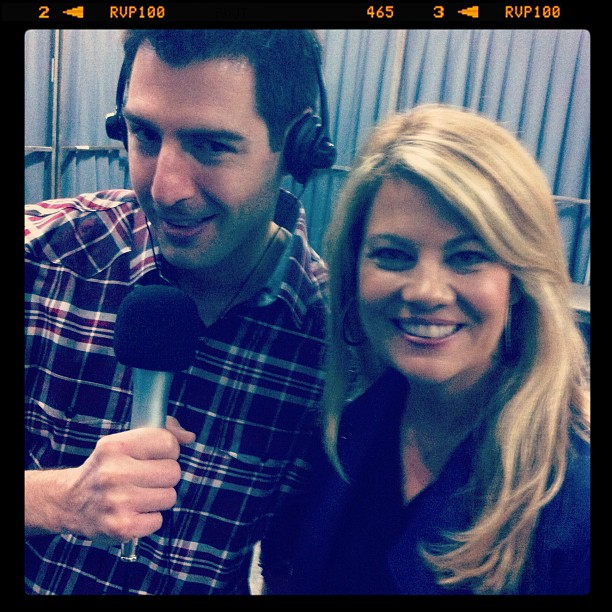Rob Cesternino, Lisa Whelchel