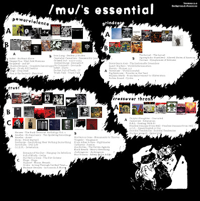 Essential Metal (Assorted 4)