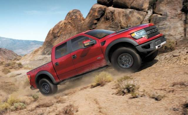 Ford to Increase F-150 SVT Raptor Production to Meet Demand