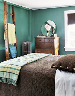BUAT TESTING DOANG: Turquoise And Brown Bedroom
