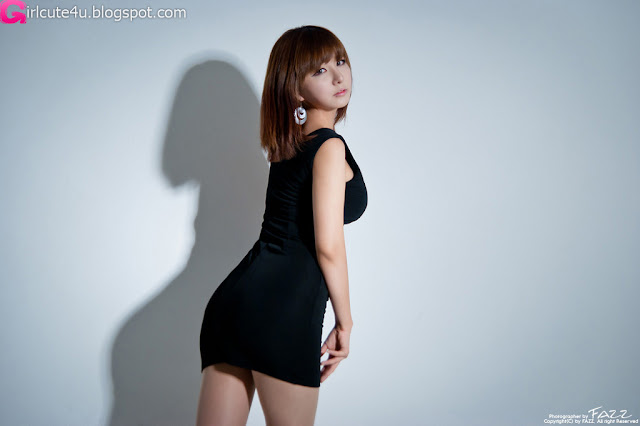Ryu-Ji-Hye-Black-Dress-03-very cute asian girl-girlcute4u.blogspot.com