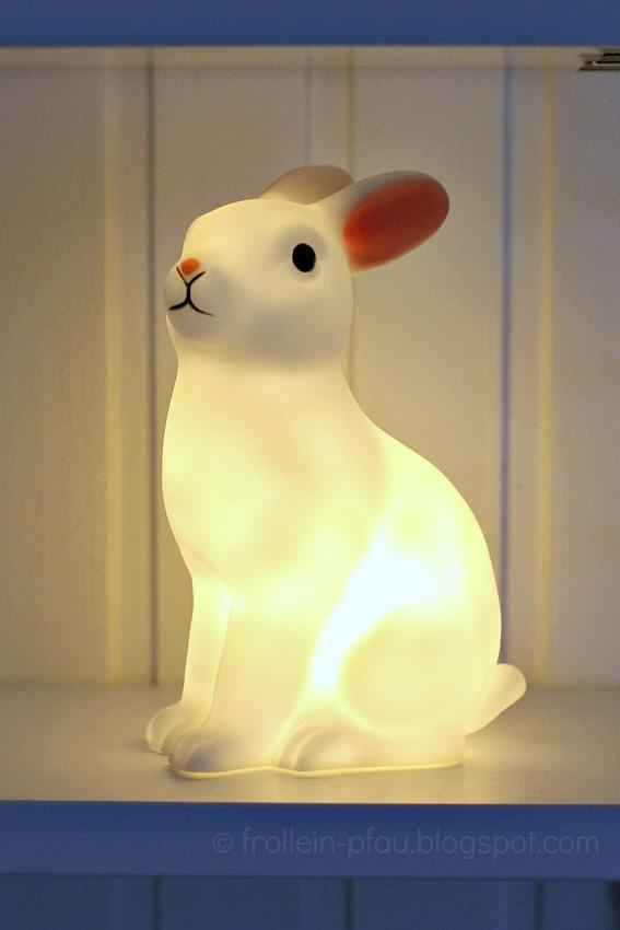 Meister Lampe, Nachtlicht, Haselampe, Lampe, Hase, Mittwochs mag ich, Mmi, Kinderkram, Licht, Leuchte, Kinderzimmerlampe