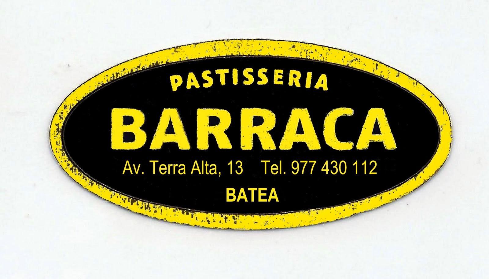 Pastisseria Barraca
