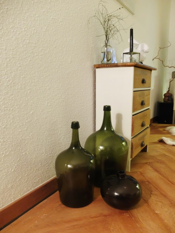 Deko vasen aus glas for Deko aus glas
