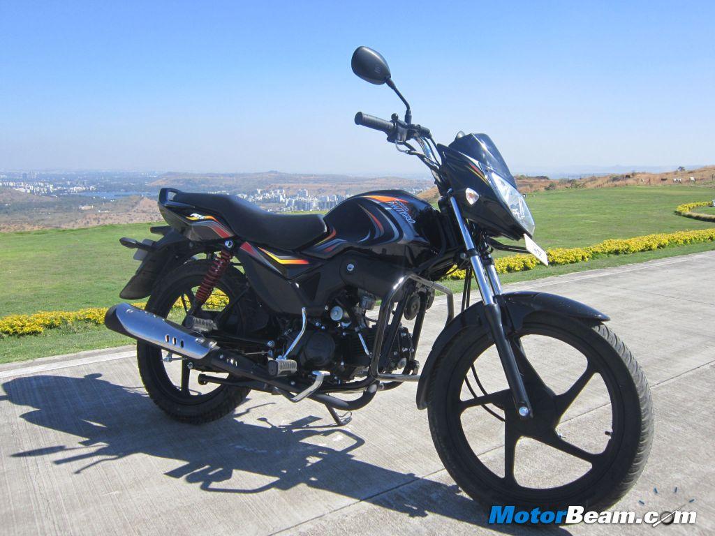 Mahindra Pantero Remote Bike Bikes Price India