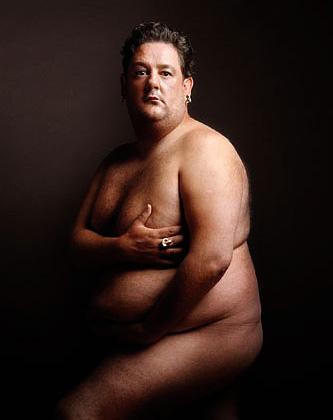 Мужчины толстый сексуальный