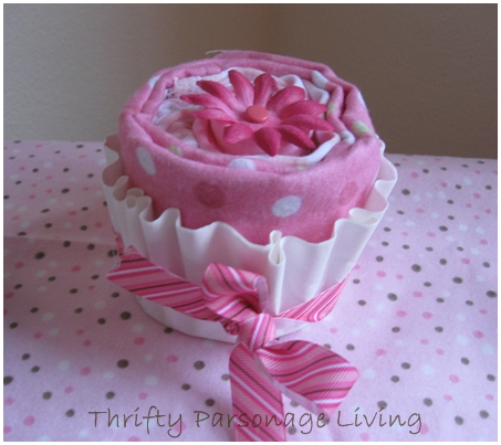 Cupcake Theme Baby Shower