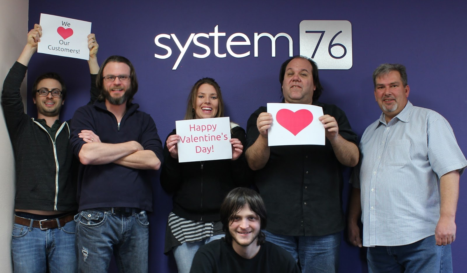 System76 Staff