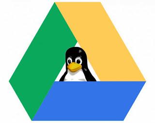 Google 雲端硬碟與 Linux 系統