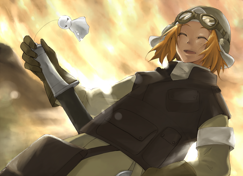 Samurai 7 Anime Characters : My top favorite male anime characters arcana