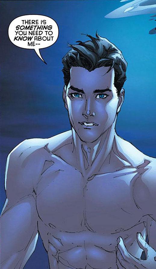 Shirtless Superheroes: Nude Red Hood