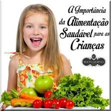 Guia de Alimentação Saudável para as Crianças