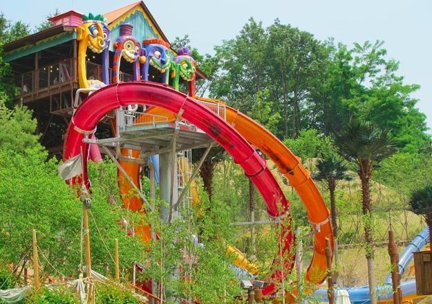 #25. AquaLoop, South Korea - The World's 25 Scariest Waterslides… I'm Surprised #6 Is Even Legal.