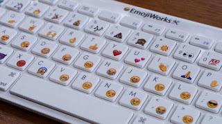 Este es el primer 'teclado emoticón' y cuesta 80 dólares