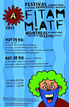 10e Festival International de Théâtre Anarchiste de Montréal