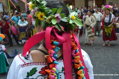 En Pátzcuaro la Fiesta de la Cruz Verde toda una tradición