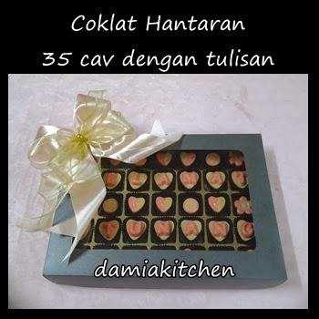 Coklat Pralin 35 Kaviti