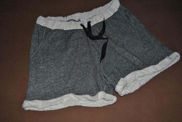 Lefties wool shorts