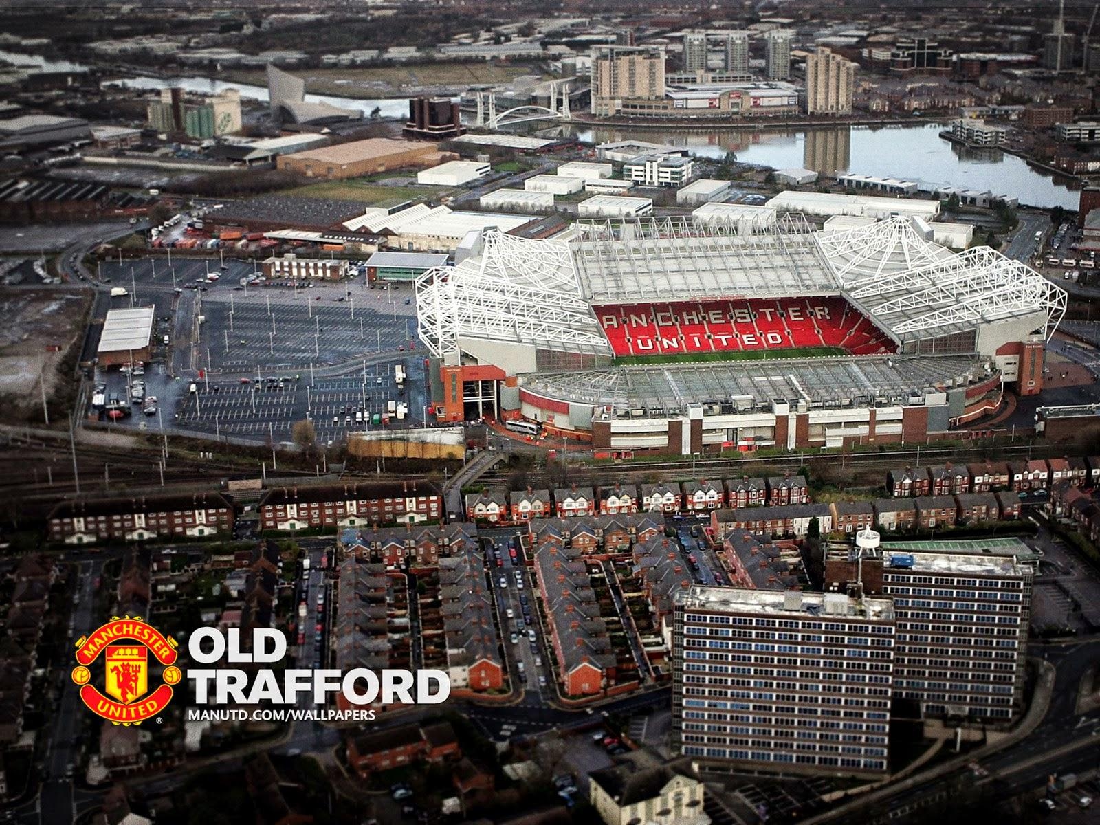 Old Trafford - Manchester United F.C. Stadium