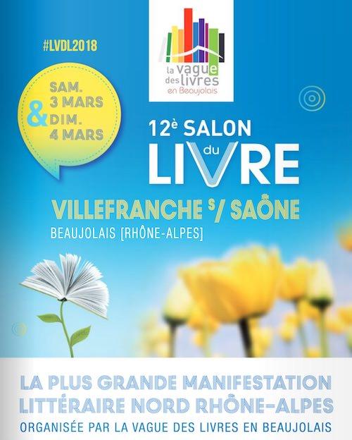 Festival du livre de Villefranche sur Saône