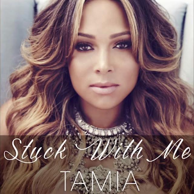 Tamia – Stuck With Me (Lyrics)