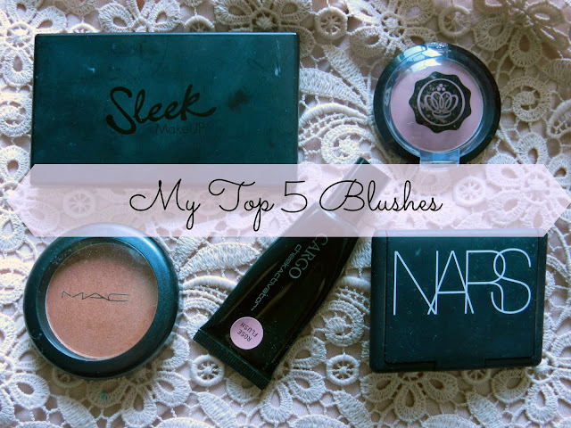 mac ambering rose, nars torrid, sleek face form contouring palette, cargo cheek activator, kryolan for glossy box