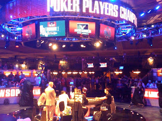 The final table of Event No. 55, 2011 WSOP
