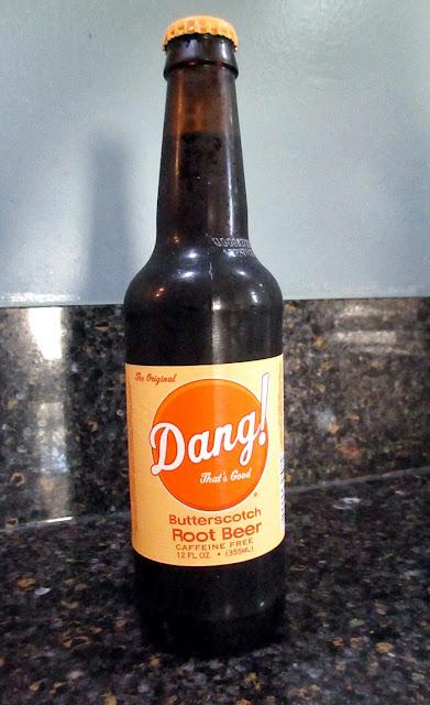 Dang That's Good Butterscotch Root Beer