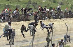 Israel mata palestinos em Golã