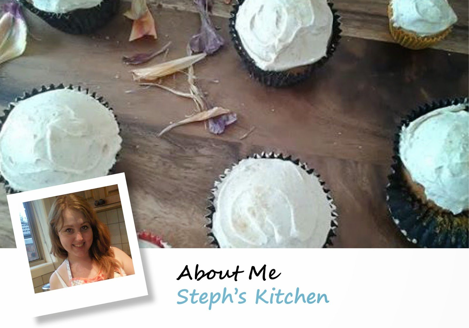 About me - Steph's Kitchen