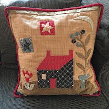 Garden House Pillow Kit