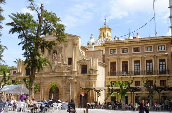 Convento de Santo Domingo, Murcia.