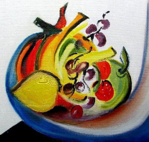 MALENY ART: Food as Art