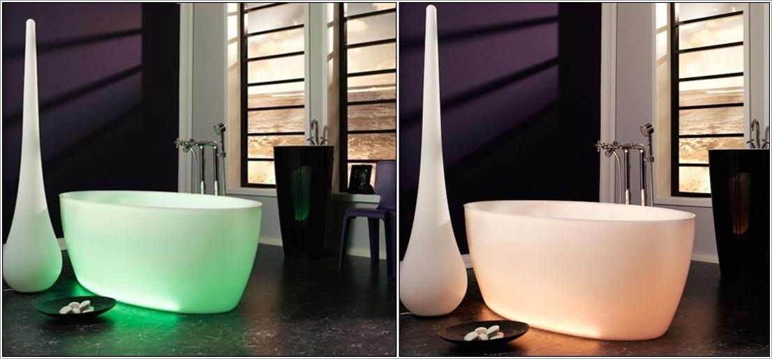 Ajouter une touche contemporaine à votre salle de bains avec des ...