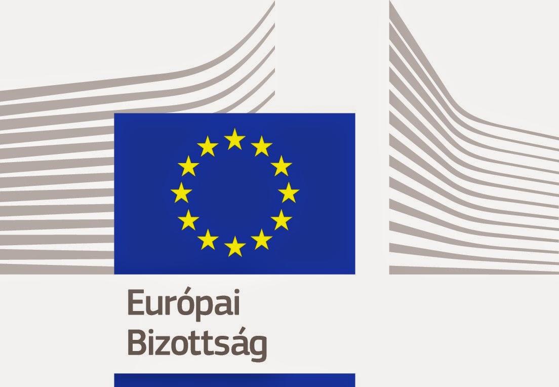 Az Európai Bizottság honlapja