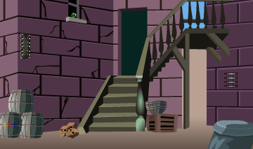 TheEscapeGames Skeleton House Escape Walkthrough