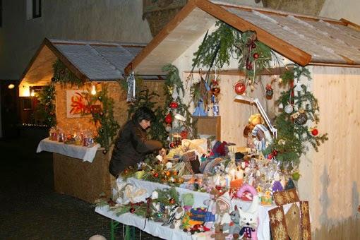 Weihnachtsmarkt Völs am Schlern