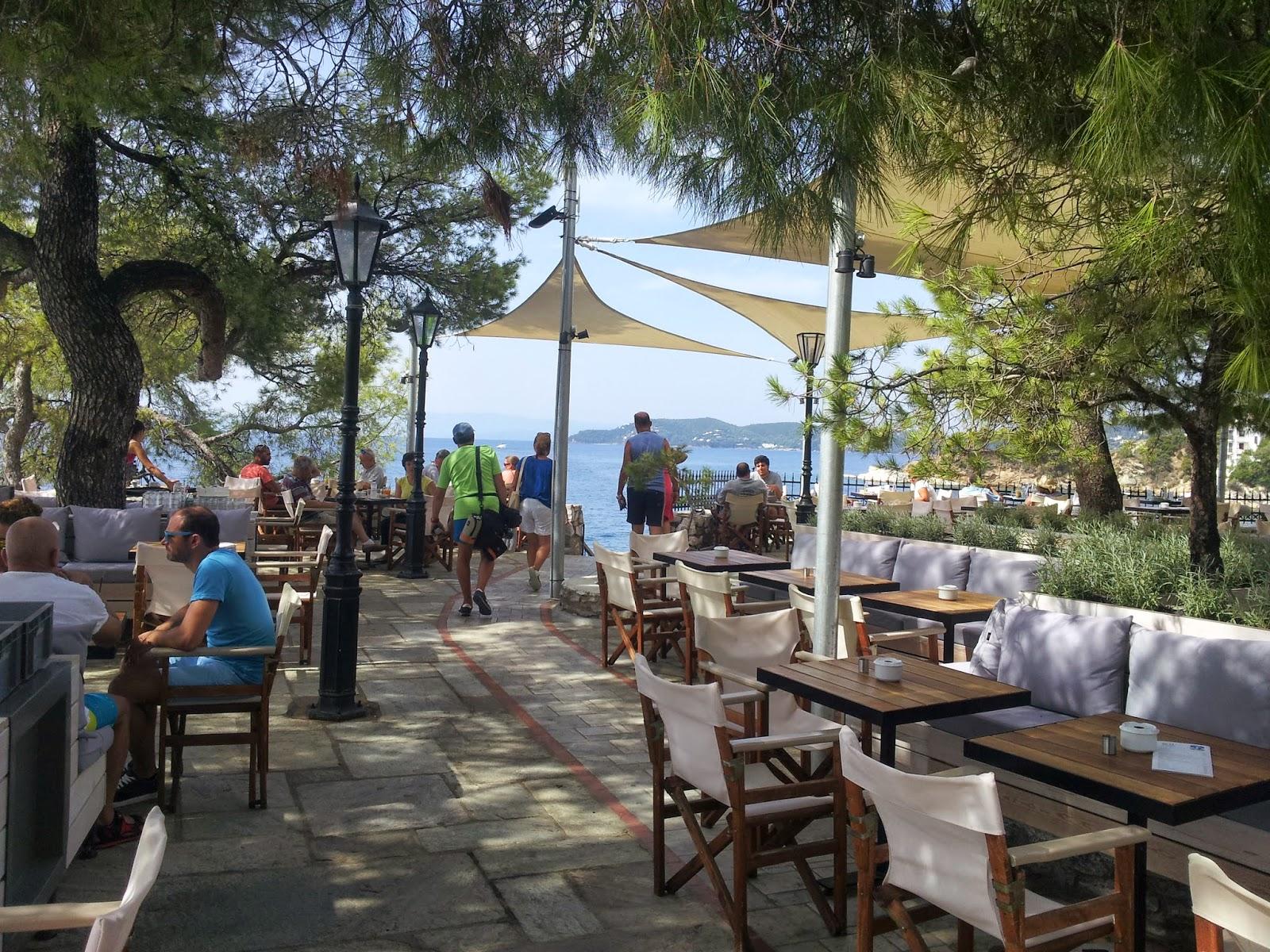 Bourtzi bar restaurant