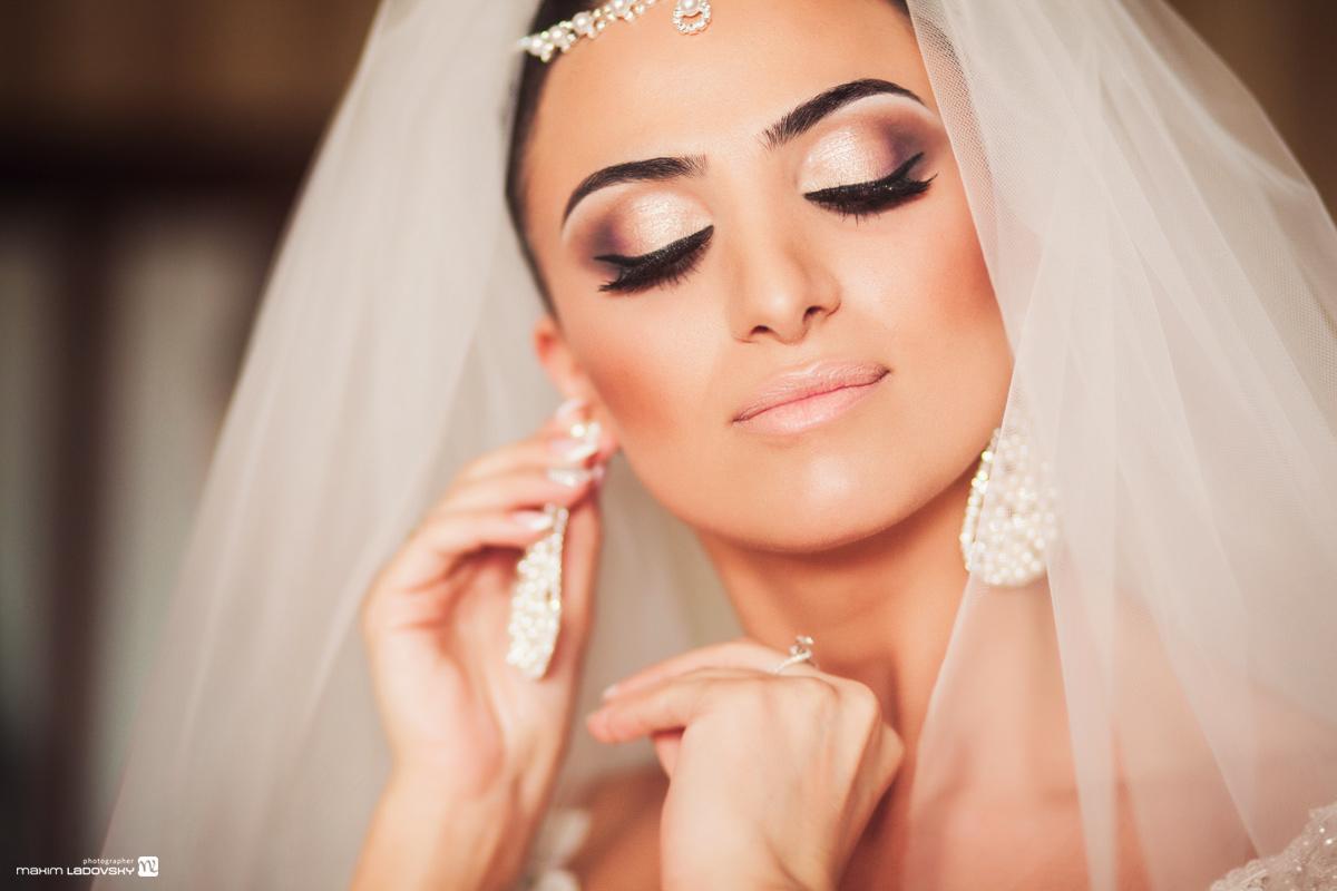 Фото свадебных и вечерних макияжей