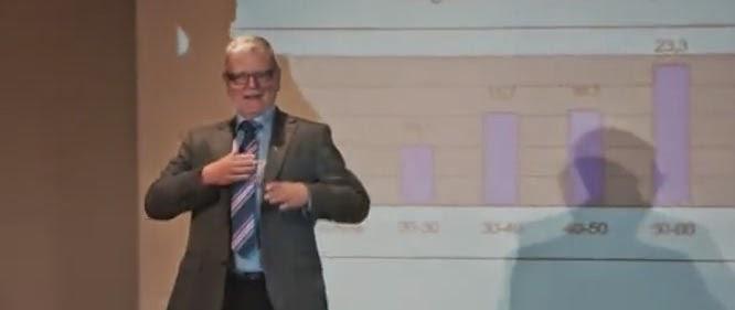 2012: Vortrag von Asger Bergmann