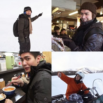 Robi Domingo Explores Hokkaido, Japan in Special Documentary (Feb 23)