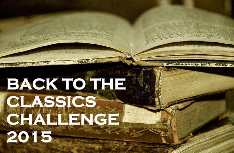 Back to the Classics Challenge 2015