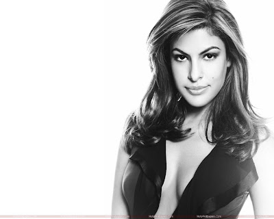 Eva Mendes Desktop HD Wallpaper