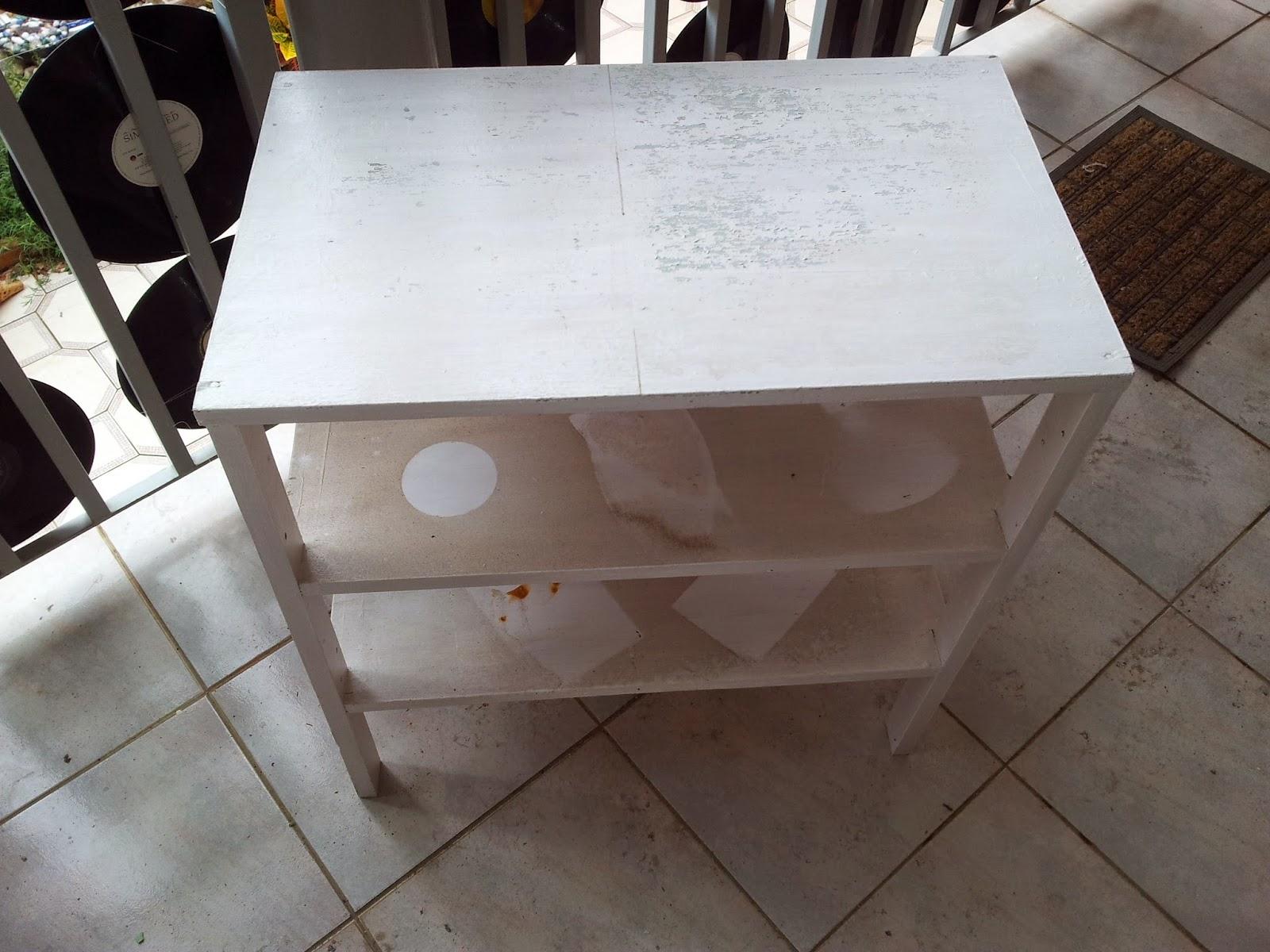 Oficina do Quintal: Como fazer banco de madeira com encosto #485D33 1600x1200