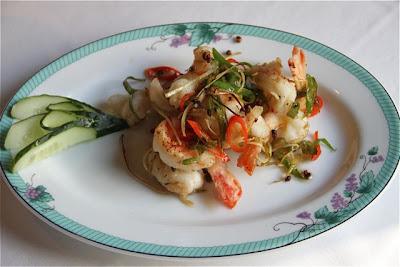 Gastronomía del Restaurante Tse Yang en Madrid. Blog Esteban Capdevila